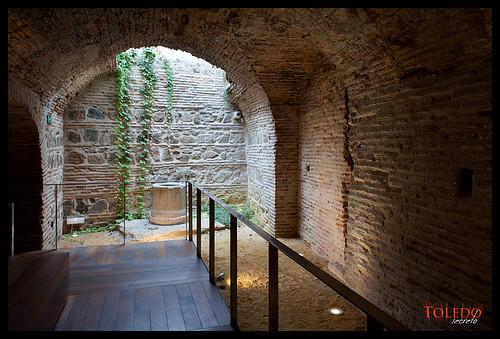 Cuevas en el Museo de El Greco