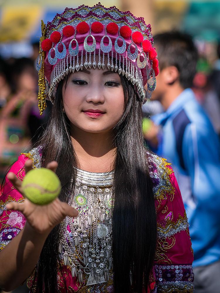 Girl Year Pattaya: Happy Hmong New Year