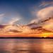 Solomons Super Sunset