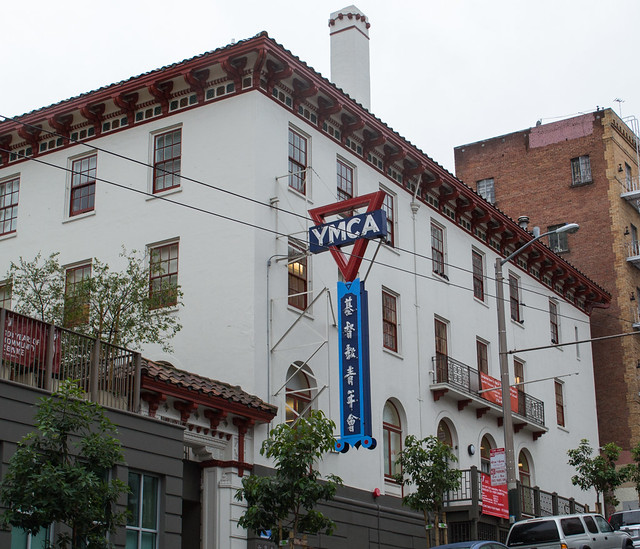 Chinatown YMCA, Opened In 1911