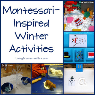 winter learning activities