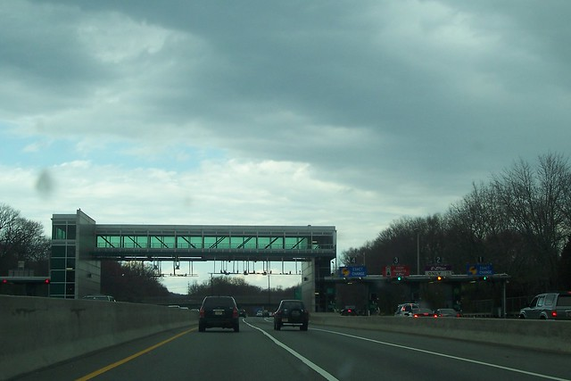 Garden State Parkway Pascack Valley Toll Plaza Flickr