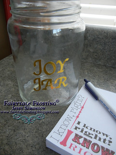 NYE Joy Jar