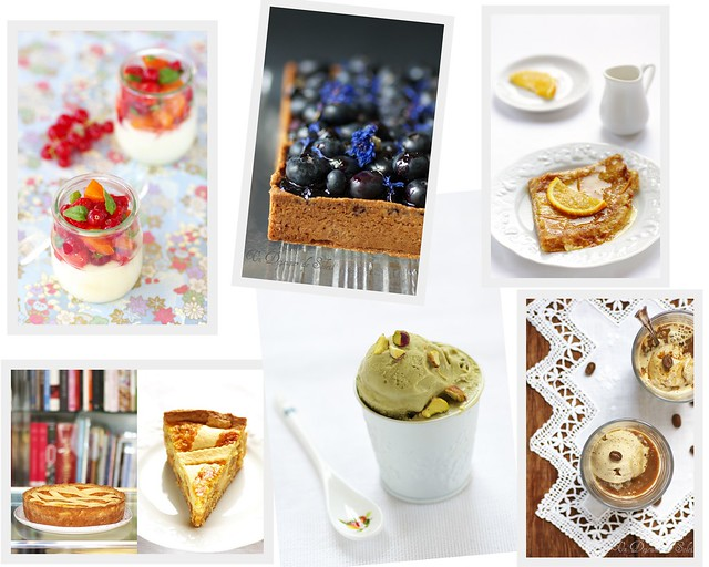 Sweet recipes (best of 2012?)