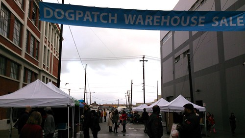 Dog Patch Warehouse Sale