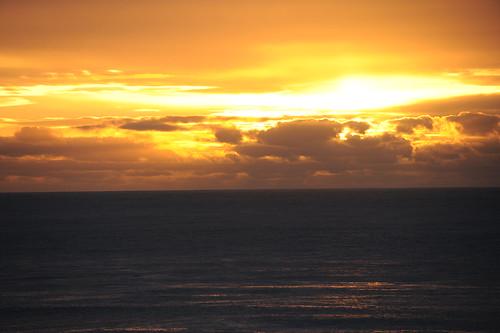 Last sunset 2012