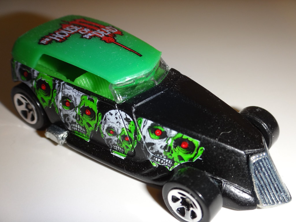 hot wheels 2003 phaeton sega house of the dead