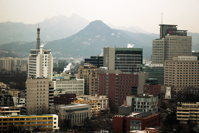 Fraser Place Central Seoul - View