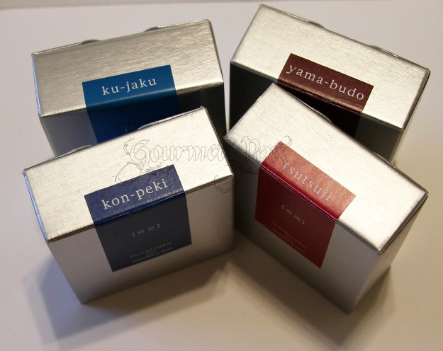 Pilot Iroshizuku Fountain Pen Inks