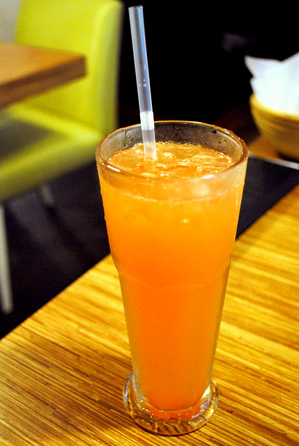 Grapefruit Iced Tea