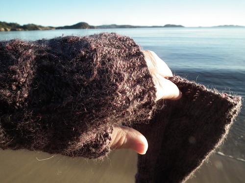 Lyden av bølger mot stranda - Nalu