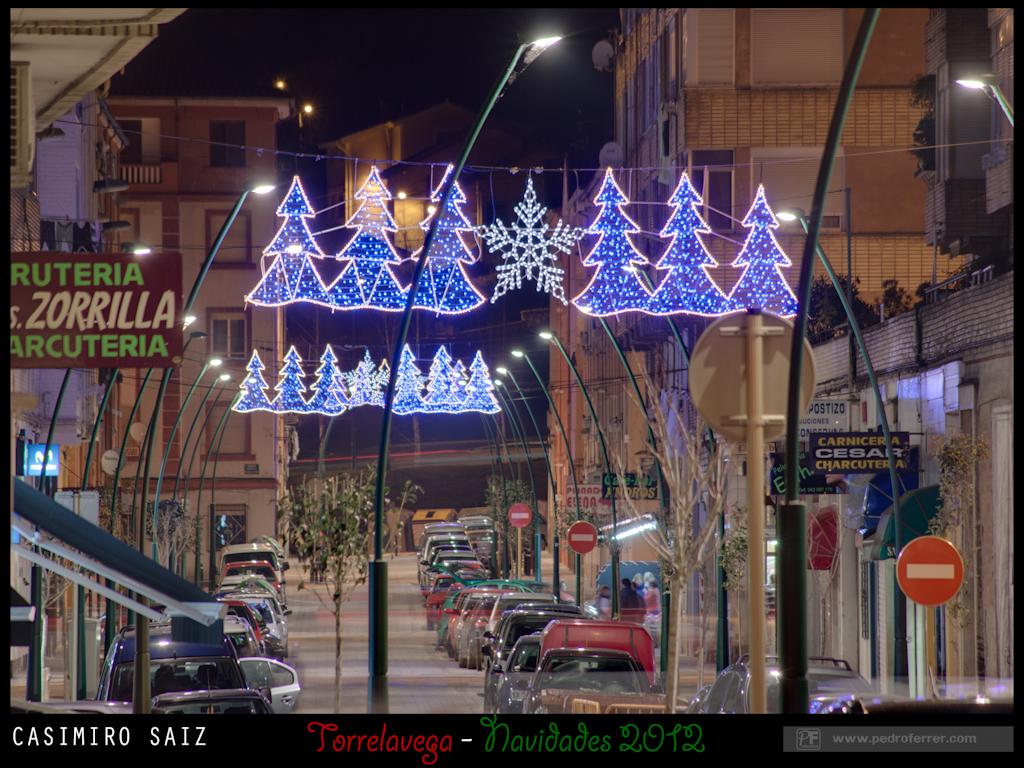 Navidades Torrelavega 2012 - Casimiro Saiz