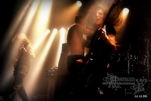 THE NEW DOMINION @ EINDHOVEN METAL MEETING 2012 JAGERMEISTERSTAGE 8359229176_4b19d972ec