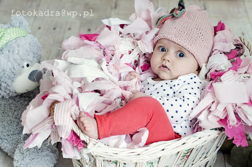 zdjęcia maluszków Grudziądz Laura