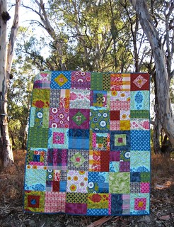 Good Folks quilt.