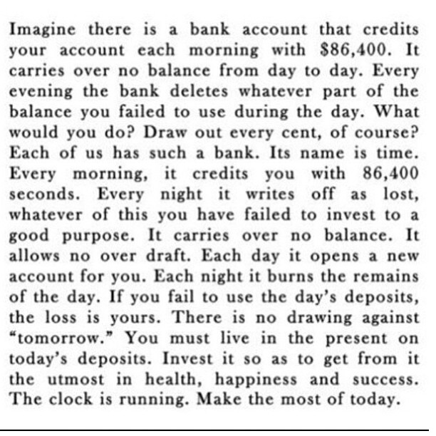 Repost. The days are short - more than a week into 2013.