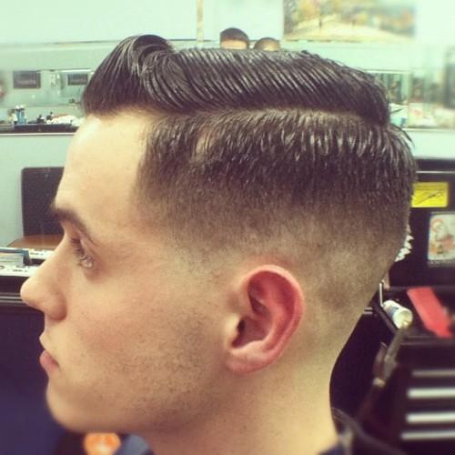 Skin fade haircut men 5619 explore megnez s photos on flic