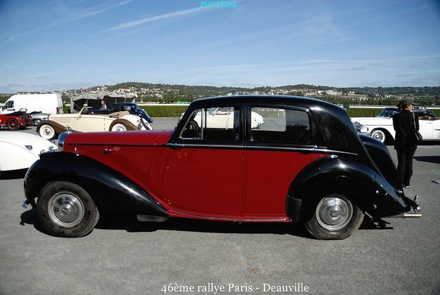 1946 Bentley mk VI | Flickr - Photo Sharing!
