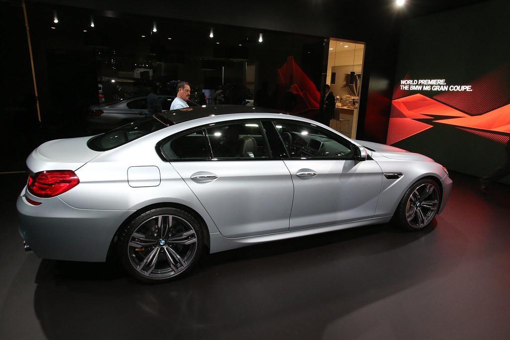 2012 - [BMW] Série 6 / M6 Gran Coupé [F06] - Page 9 8381484756_9a68ec4075_b