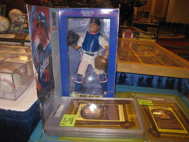 Mike Piazza Starting Lineups Figurine