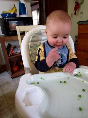 Eatin Peas