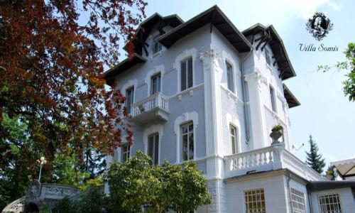 Riapre il ristorante villa somis una location incantevole for Ville in collina