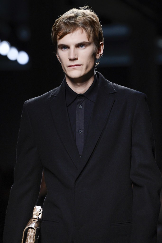 FW13 Milan Bottega Veneta054_Anthon Wellsjo(VOGUE)