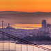 Hawk Hill Pano by mikeSF_