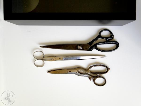 Vintage Scissor Art 1