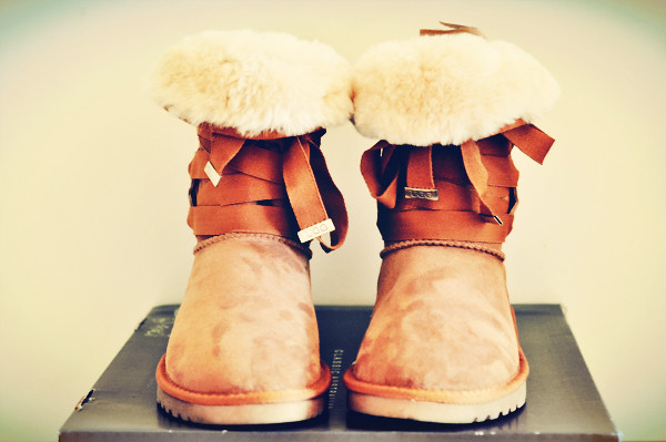 My First Pair of UGG Boots