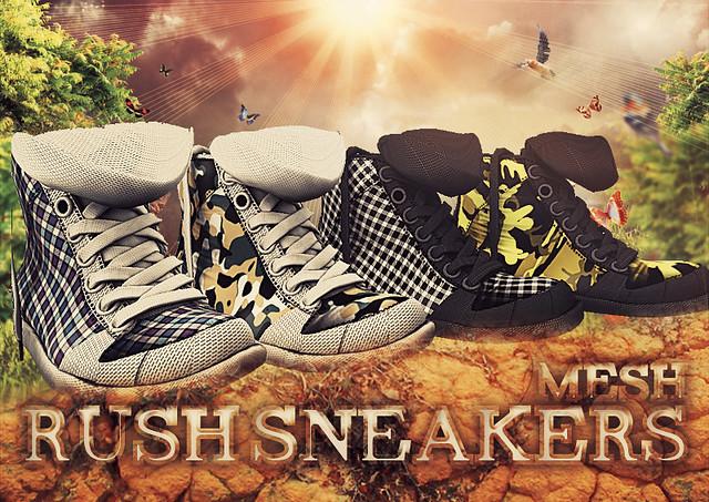 Reila  - Rush Sneakers AD