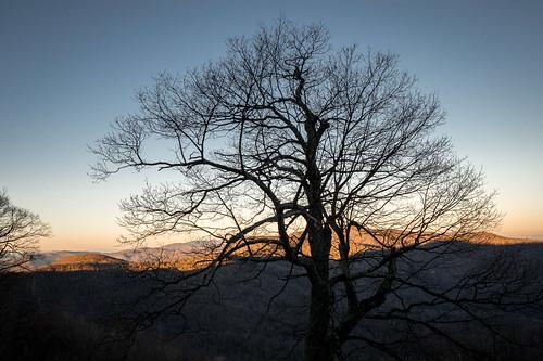 sunset virginia us fieldtrip skylinedrive shenandoahnationalpark bccc 130119dsc8991m