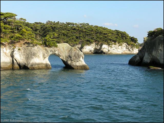 Matsushima Cruise--Komonejima--Choumei Ana