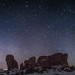 360º view of arches national park with double arch by tmo-photo