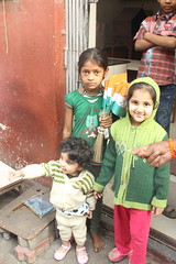 Happy Republic Day .. Children of Bandra Bazar Road by firoze shakir photographerno1