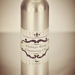 Vintage Rose Cleansing Oil