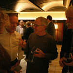 January 20, 2013: A night of music, food and wine to benefit WFUV Public Radio.