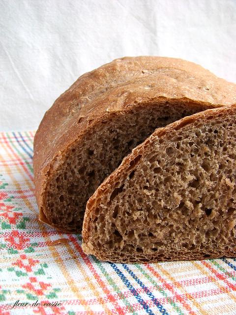 хлеб на гиннесе с анисом 1