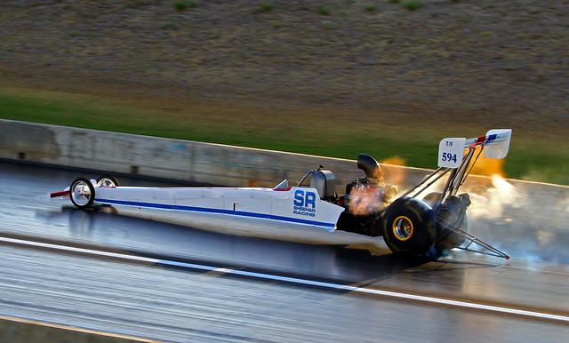 ANDRA Drag Racing Series Top Fuel at Perth Motorplex