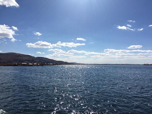 Lac Titicaca: l'île de Taquile. Adios !