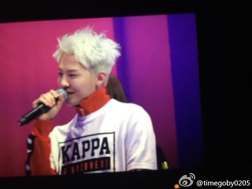 G-Dragon - Kappa 100th Anniversary Event - 26apr2016 - timegoby0205 - 03
