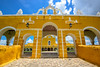 Main Door - Izamal, Mexico