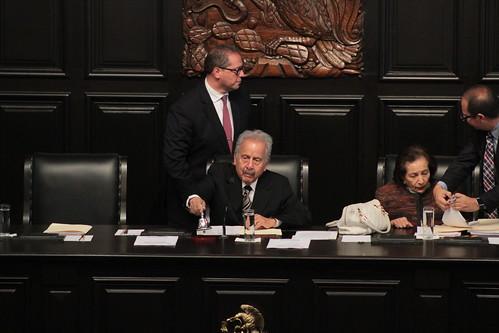 El día 30 de septiembre del 2016 se llevó a cabo en la antigua casona de Xicoténcatl la Sesión ordinaria Asamblea Constituyente.