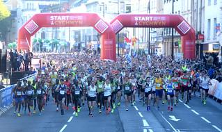 Cardiff University Cardiff Half Marathon