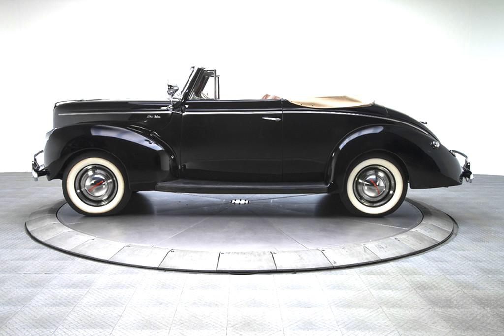 40023_G Ford Deluxe 221CI Flathead V8 3SPD CV_Black