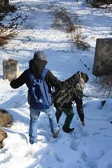 Kirándulás a Budai-hegységben 2015.02.22.