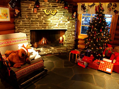 [フリー画像素材] 行事・イベント, クリスマス, 室内空間 ID:201212141200