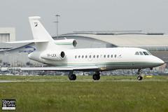 TR-LEX - 24 - Gabon Government - Dassault Falcon 900EX - Luton - 120518 - Steven Gray - IMG_1732