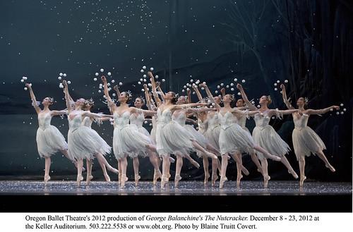OBT George Balanchine's The Nutcracker 2012