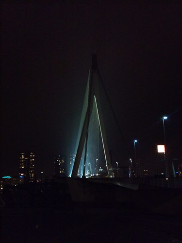Erasmusbrug @ night